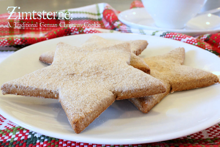 Traditional German Holiday Cookies